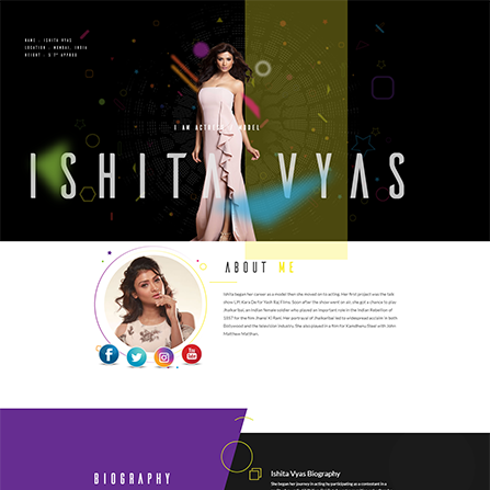 Ishita Vyas Official