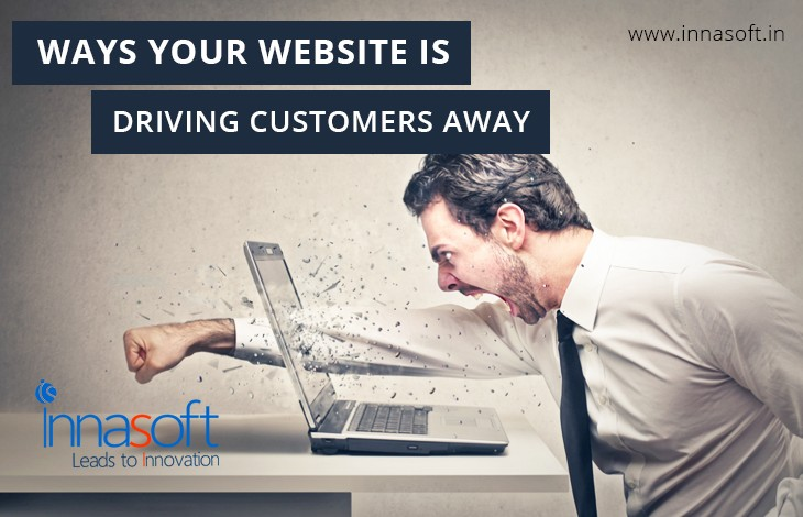 Ways Your Website Is Driving Customers Away