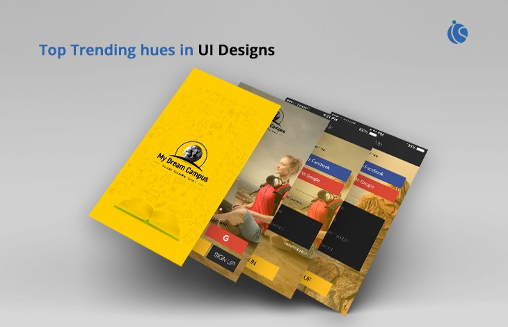 Top Trending Hues In Ui Designs