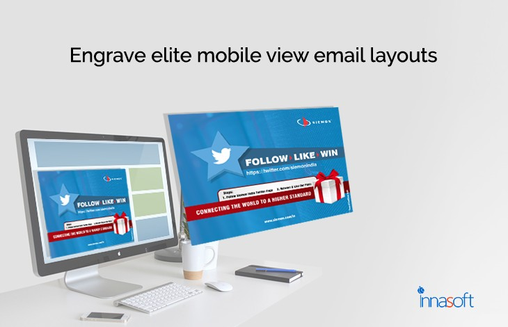 Engrave Elite Mobile View Email Layouts